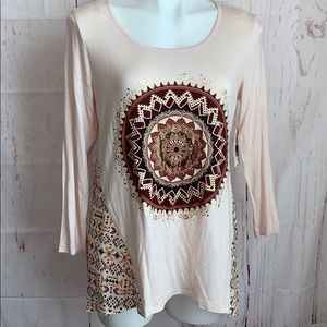 New Directions Women's Small Top NWT